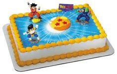 Opciones de torta de Dragon Ball | Fiesta101