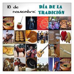 10 de noviembre: Día de la Tradición Argentina .