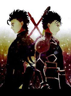 Diarmuid Ua Duibhne, Lancer [Zero] & Cú Chulainn, Lancer, Fate/Zero - Fate/Stay Night - Unlimited Blade Works - Fate/Grand Order