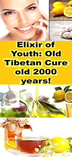 Elixir of Youth: Old Tibetan Cure old 2000 years!