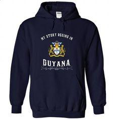 Guyana - #tshirt bemalen #navy sweater. SIMILAR ITEMS => https://www.sunfrog.com/LifeStyle/Guyana-5827-NavyBlue-39243539-Hoodie.html?68278