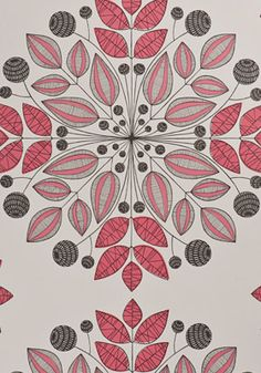 Kaleidoscope Sorbet Wallpaper by MissPrint