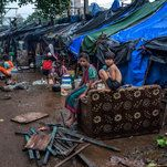 Coping With Floods Is Only Half the Battle for Mumbais Poor