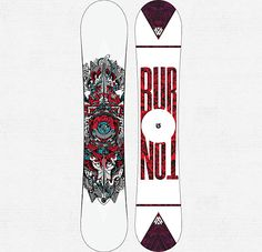 Shaun White Pro Snowboard | Burton Snowboards