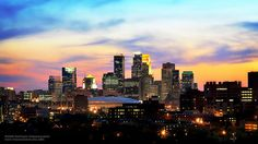 Free Minneapolis Skyline | Minneapolis Skyline | Flickr - Photo Sharing!