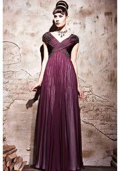 plum wedding gowns - Google Search