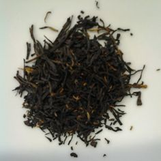FEATURED TEA OF THE WEEK: Golden Needle  This Chinese black tea exhibits fine golden tips, and produces an amber brew with no astringency and a sweet aroma. Take 10% off your purchase of Golden Needle this week!