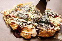 朝食にボリュームあると大人気!お好み焼きトースト簡単レシピ5選♪