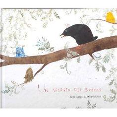 Un secreto del bosque/A Woodland Secret - Illustrations by Elena Odriozola