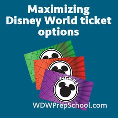 Making the most of Park Hopper and Water Parks Fun & More tickets - Disney World Water Parks, Disney World Park Tickets, Disney World Tickets, Disney World Resorts, Disney Vacations, Disney Trips, Walt Disney World, Disney On A Budget, Disney World Planning