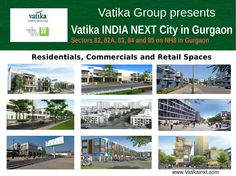 Vatika inxt township in gurgaon  Vatika Group is a leading real estate developer, Gurgaon in India. Vatika Group has established various renowned high end residential and commercial projects. Vatika India Next (INXT) is a 700 acres city by the Vatika Group which is spread over the Sectors 82, 82A, 83, 84 and 85 on NH8 in Gurgaon. Vatika Inxt Floors, independent floors in this township are located in Sector 82, Gurgaon.