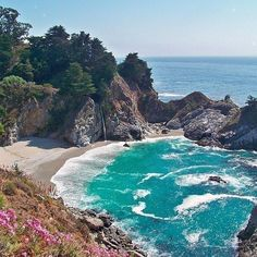 Roadtrip up the California coast.