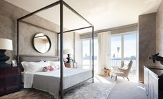 Amazing bedroom from Costanzo & Costabile.