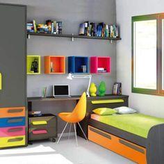 dormitorios modernos juveniles - Buscar con Google