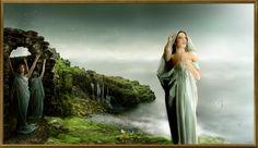 "Avalon Camelot King Arthur:  ""Avalon,"" by ~mindofka, at deviantART."