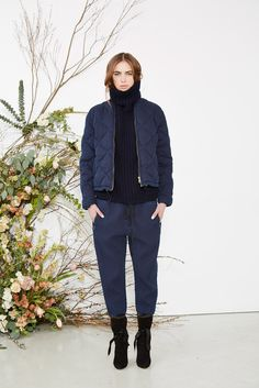 Ulla Johnson Fall 2015 Ready-to-Wear - Collection - Gallery - Style.com