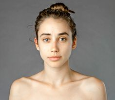 """Blogger Esther Honig Has 25 Countries #Photoshop Her Face to Reveal Different """"Ideal #Beauty"""" Standards #bodyimage"""