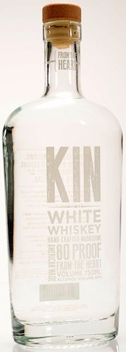 KIN is a new white #whiskey out of Los Angeles. A white spirit, #KIN never touches a barrel, and has no solvent flavor or after-taste. | Beverage Dynamics Magazine #WhiteWhiskey