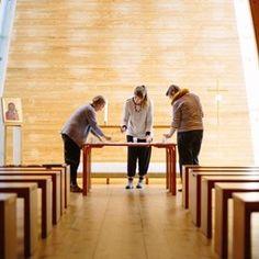 #aarreaitta #keskusteluja #näkökulma #rukousmaalaustyöpaja