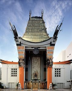 Grauman's Chinese Theater - Hollywood, California