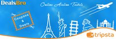 #Tripsta Coupons #Dealsbro - Latest Tripsta Coupons for September 2016. Tripsta Offers Upto 30% off on Tripsta Products. Use Promo Codes Today. http://www.dealsbro.com/deals/tripsta-coupons.html