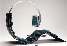 Fancy - Modern Design Lounge Surf Chair - Home Gadget ideas | Home Design Decorates|Home Design | Home Decor | Home Furniture | Office | Garden