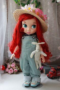 Animator Doll Ariel