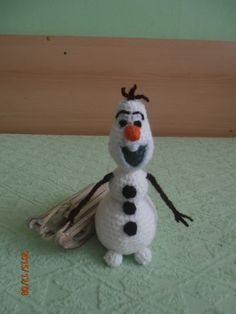 snehuliak Olaf