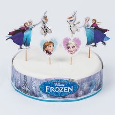 Bolo Frozen Ideias Lindas e Divertidas Bolo Frozen, Cake, Desserts, Food, Sprinkle Cakes, Cake Ideas, Pie Wedding Cake, Diy Home, Decorating Cakes