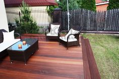 Parkiety i podłogi drewniane Warszawa | Galeria Deck, Patio, Outdoor Decor, Home Decor, Yard, Porch, Decks, Terrace, Home Interior Design