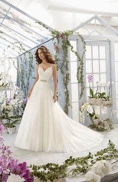 Vestidos de novia Mori Lee Laia