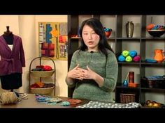 Three Types of Steeks with Eunny Jang, from Knitting Daily TV Episode 912