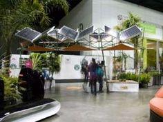 DIY Eco Street Lamps : Sanya Hybrid Lighting