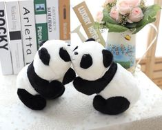 NEW 35cm Cartoon Cute Panda Plush Toys Stuffed animal Birthday TOY For Baby Kids #Doesnotapply