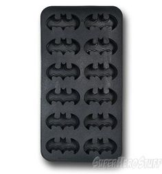 Images of Batman Symbols Ice Cube Tray