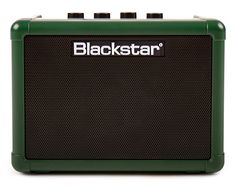 Blackstar Fly 3 Mini Guitar Amp The Blackstar Fly 3 mini guitar amp is your perfect solution when you're on the move. It features a tape delay effect and Blackstar's Infinite Shape Feature for a wide