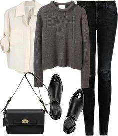// Elegant teacher style
