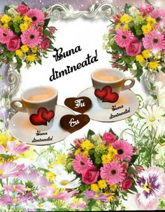 Good Morning, Decorative Plates, Table Decorations, Coffee, Hapy Day, Buen Dia, Kaffee, Bonjour, Cup Of Coffee