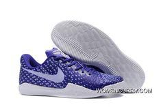 bcf37c41cc53 Nike Kobe 12 Purple White Men s Basketball Shoes Top Deals