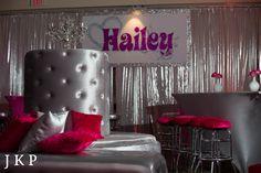 Hailey's Bat Mitzvah Lounge