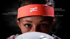 Halo headband Fifa approved concussion protection for soccer players