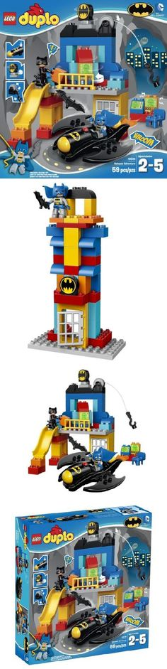 LEGO is bringing all the adventures of Batman to even the smallest ones through Duplo!