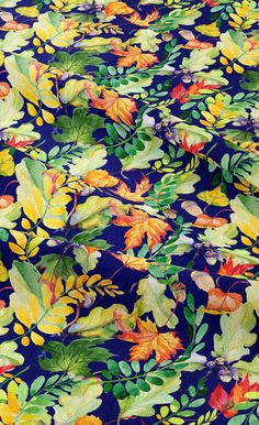 We freely ship to All the world by DHL Express and Tracking Number will be provided. #Velvet #Watercolor_Leaf #Print #Home_Decor #Autumn_Maple #Cushion #Fabric #Curtain Velvet Upholstery Fabric, Velvet Cushions, Cushion Fabric, Watercolor Leaf, Dressmaking Fabric, Draped Fabric, Home Decor Fabric, Throw Pillow Cases, Duvet Sets
