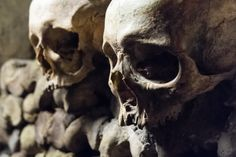 Catacombs by Holger Glaab