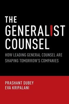 Lneas de influencia vigas prticos y arcos autor juan carlos the generalist counsel how leading general counsel are shaping tomorrows companies by prashant dubey fandeluxe Gallery