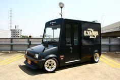 "radracerblog:  ""Daihatsu Mira Walkthrough Van  """