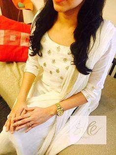 sainuzZ Cotton Dress Indian, Dress Indian Style, Indian Dresses, Pakistani Dresses, Kurta Designs Women, Salwar Designs, Kurti Designs Party Wear, Salwar Dress, Anarkali