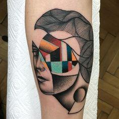 Mariusz Trubisz surrealism tattoo artist | тату-мастер Mariusz Trubisz татуировки сюрреализм #inkpplcom #inkpplmagazine #inkpplmag #inkppl #tattoo #tattooartist #tattoos #tattooing #tatts #art