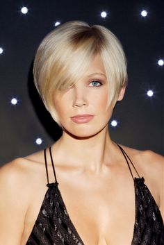 vidal sassoon short haircuts 2013 | Large image of short blonde straight hairstyles provided by Moodyhair ...