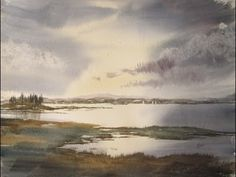 ▶ Watercolour workshop featuring Loch Shin - YouTube